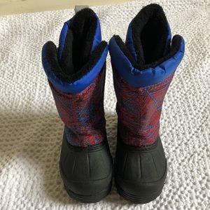 Spider-Man Northside Winter Boots
